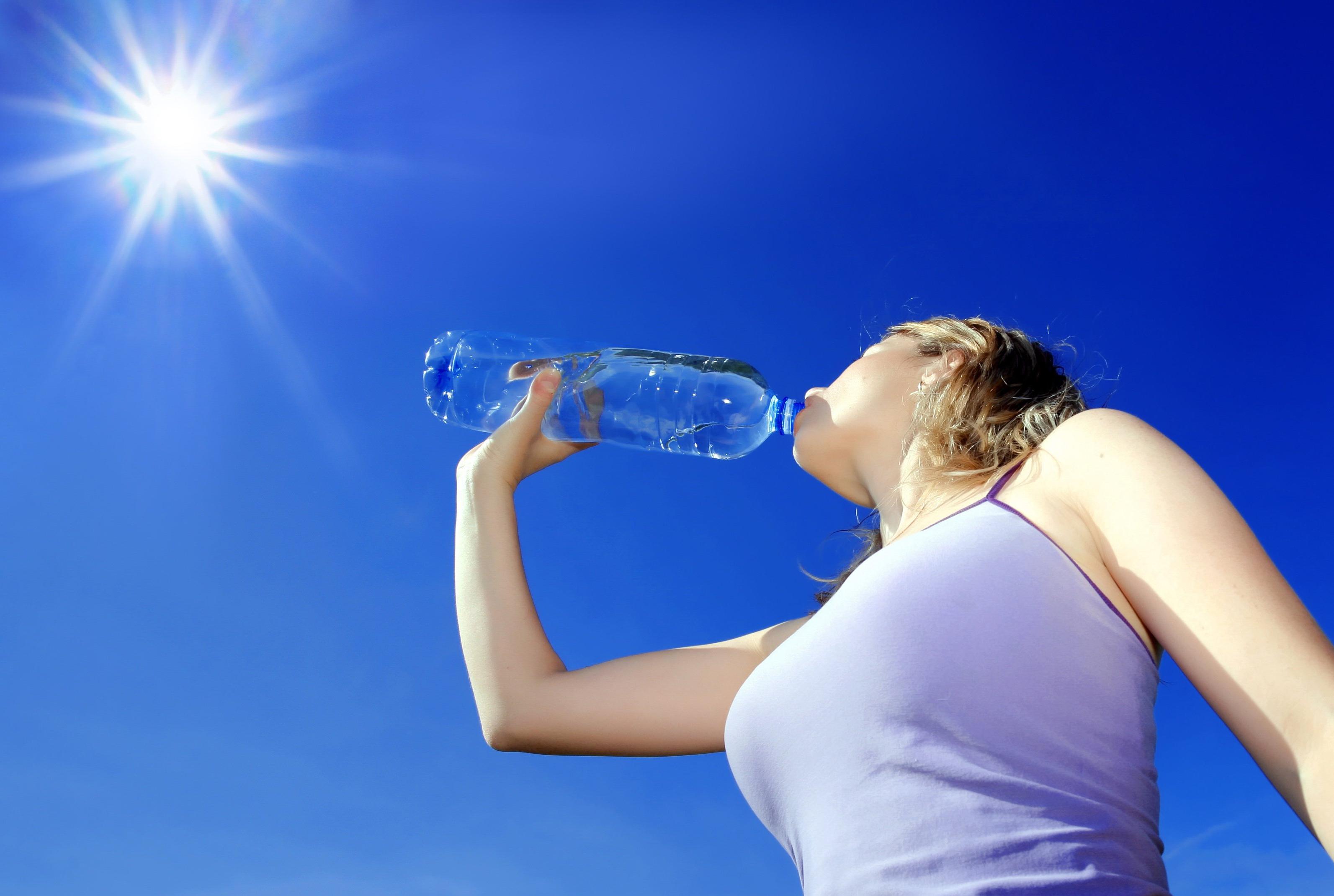 Как похудеть надо пить воду